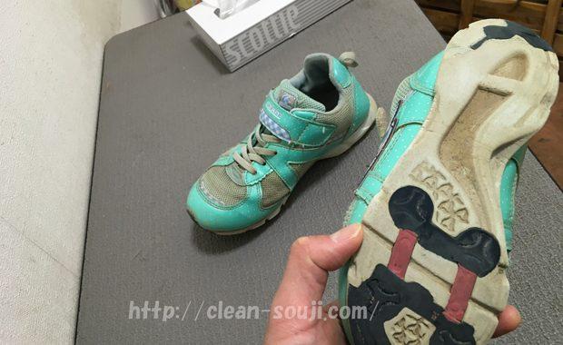 オキシクリーン 靴 つけ置き時間