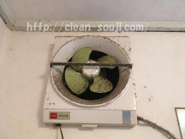 オキシクリーン キッチン 換気扇