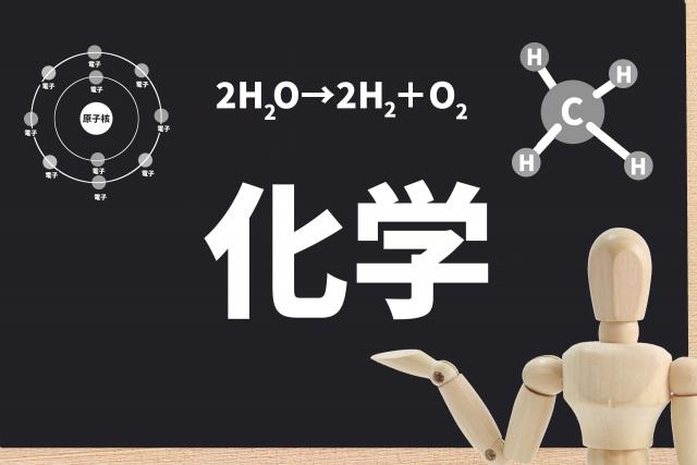 化学反応式 係数 意味